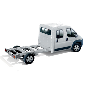 CHASSIS CREW CAB