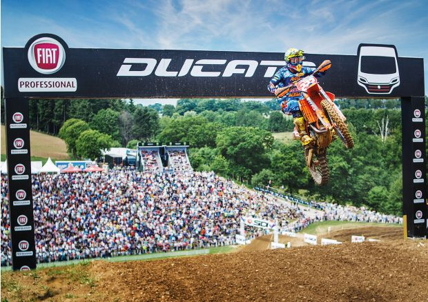 Ninth world championship title: Tony Cairoli becomes a legend