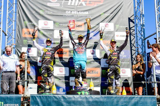Jorge Prado Triumphs in Belgium