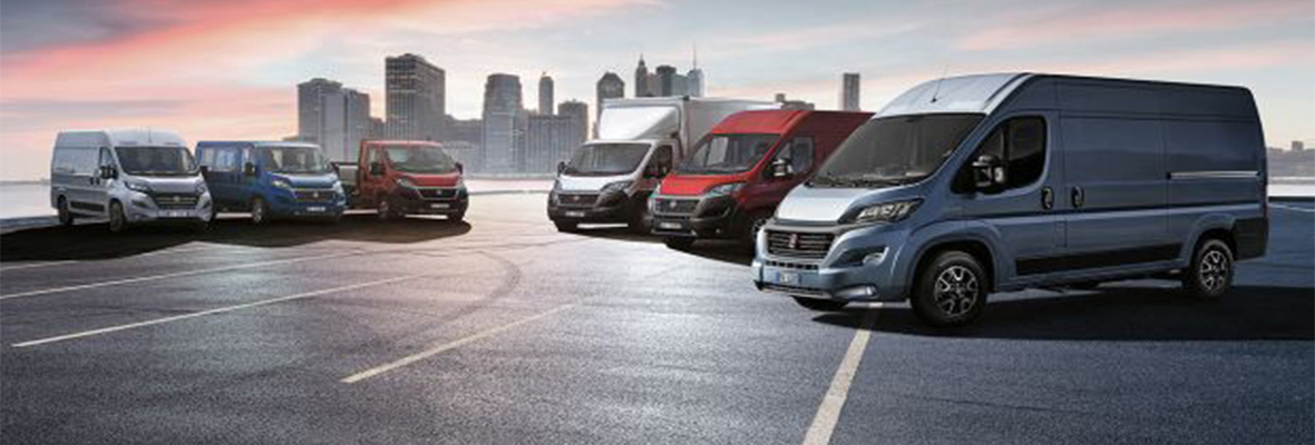 Fiat Professional presents its best ever Ducato